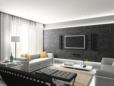 illustration de Appartement haut de gamme