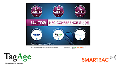 illustration de Monaco - WIMA 2012 : NFC Conference Guide with TagAge