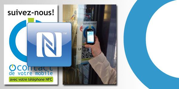 NFC - sans contact